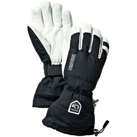 Hestra Army Leather Heli Ski - Guantes - blanco/negro